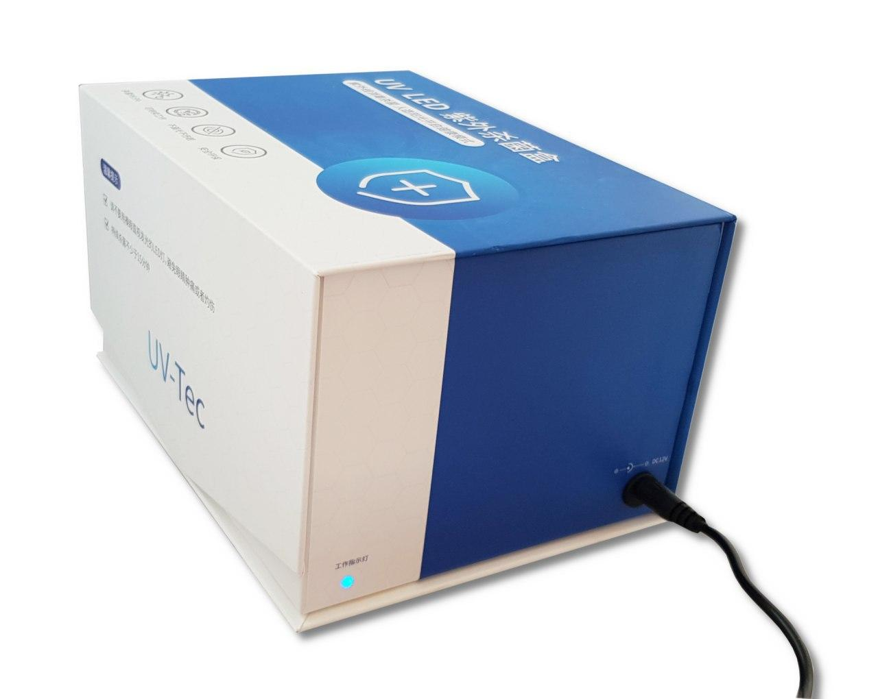 Ультрафиолетовый светодиодный стерилизатор