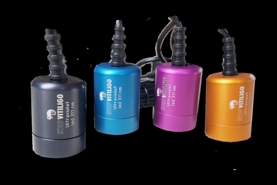 Лампа Стоп Витилиго 311 нм прибор для лечения витилиго и псориаза