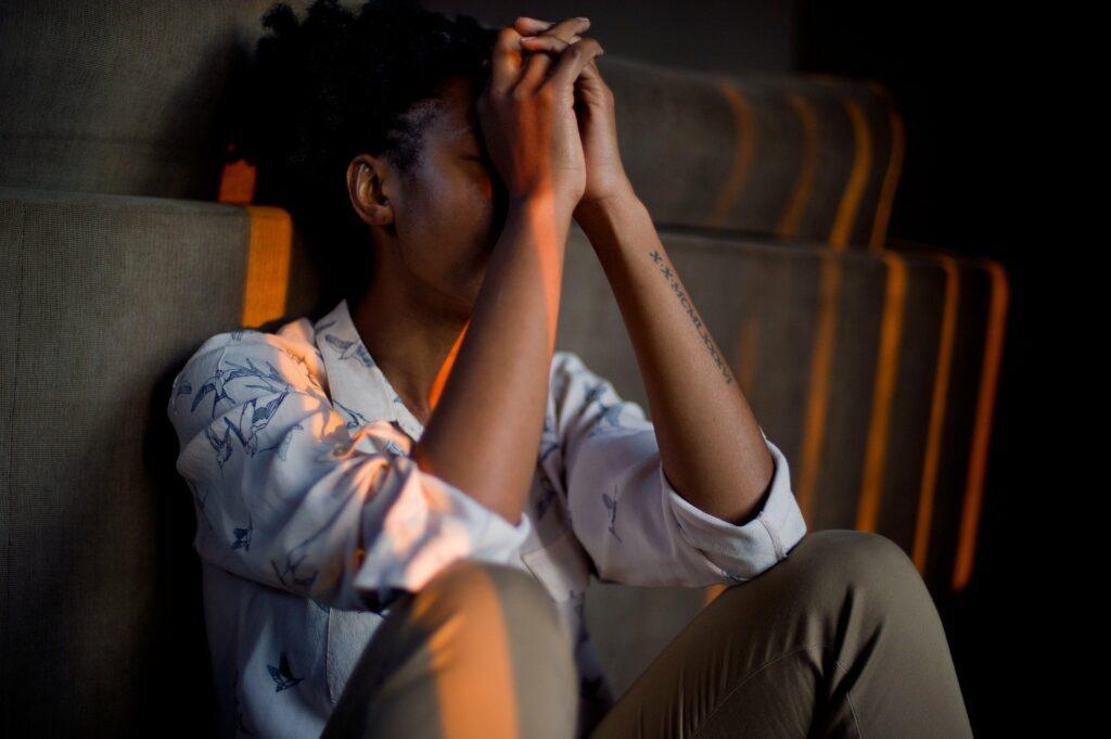 стресса на витилиго